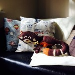 DIY Novelty Felt Cushion Gift